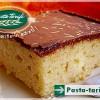 Marmelatlı Çikolatalı Kek