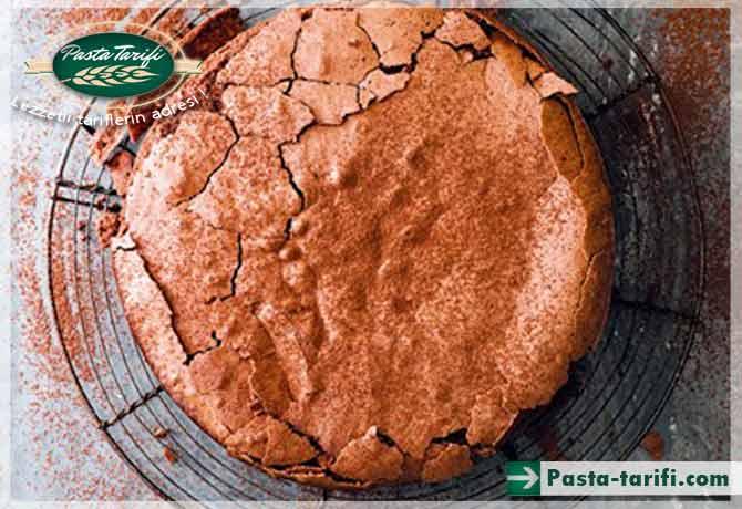 Çaylı Kek Yapılışı
