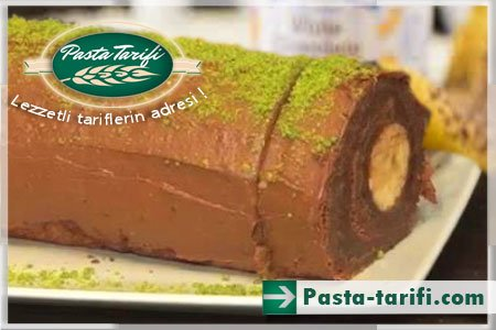 Oktay Usta Kakaolu Rulo Pasta Tarifi