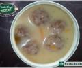 Yoğurtlu Köfteli Havuç Çorbası