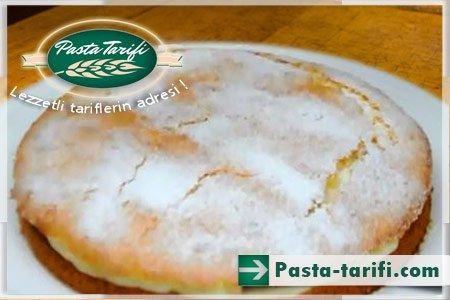 Krema Dolgulu Alman Pastası