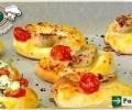 Ev Yapımı Mini Karışık Pizza Tarifi