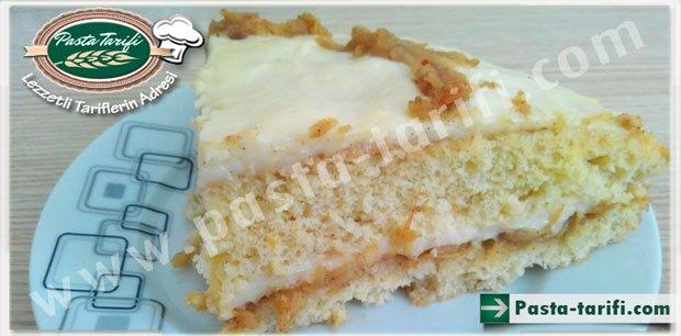 Elmalı Pasta Nasıl Yapılır?