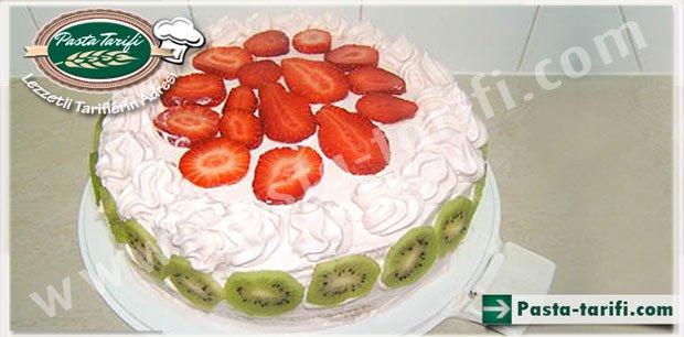 Evde Doğum Günü Pastası Yapımı