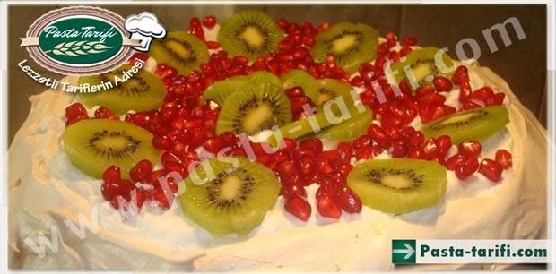 Kivili Muzlu  Doğum Günü Pastası Tarifi