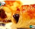 Sucuklu Kaşarlı Milföy Börek