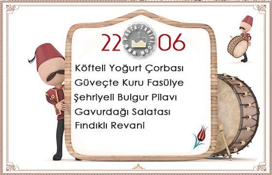Ramazan İftar Menüsü 5