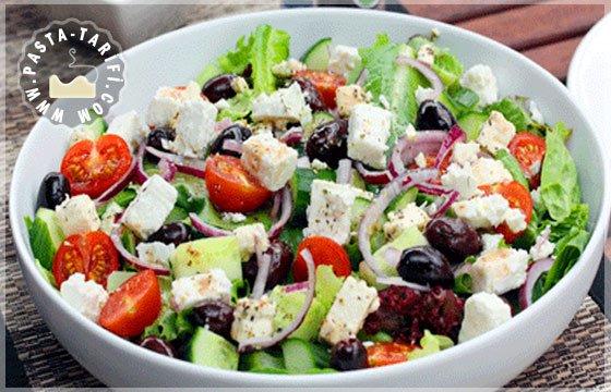 iftarlik salata tarifi