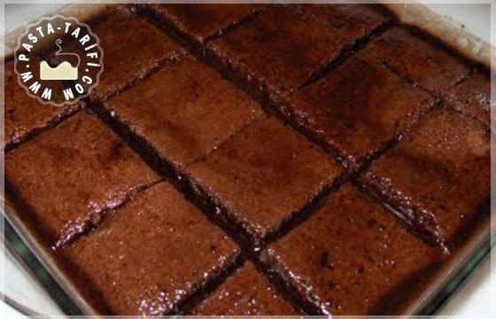 Çikolatalı Revani