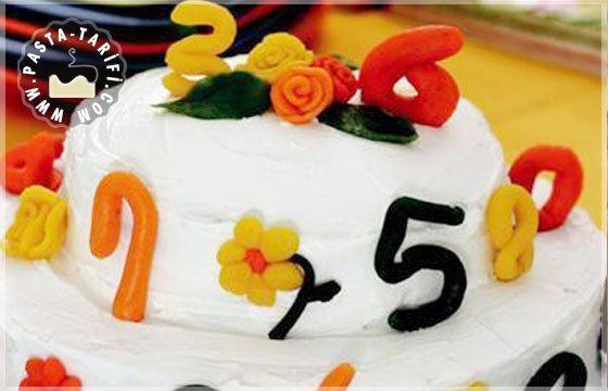 dogum günü pastası