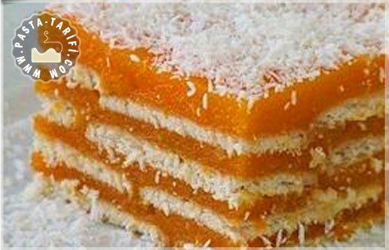 Labneli Kedidili Bisküvili Pastalar