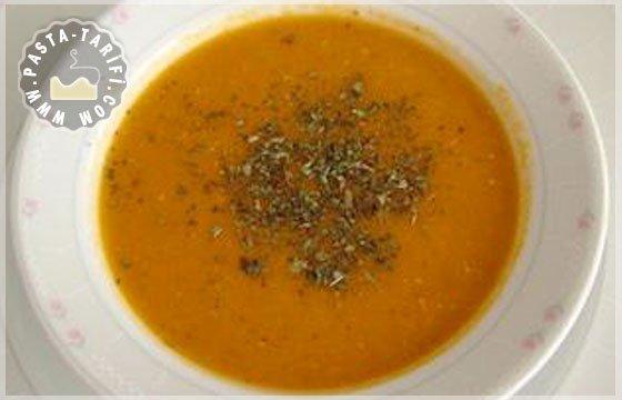 ispanaklı mercimek çorbası
