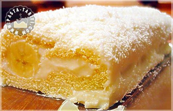 Kayısılı Portakallı Rulo Pasta