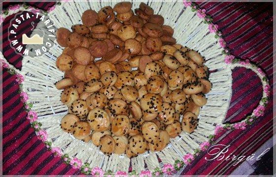 tuzlu minik kurabiye