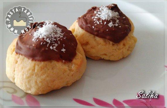 Muhallebili Çikolatalı Kurabiye Tarifi