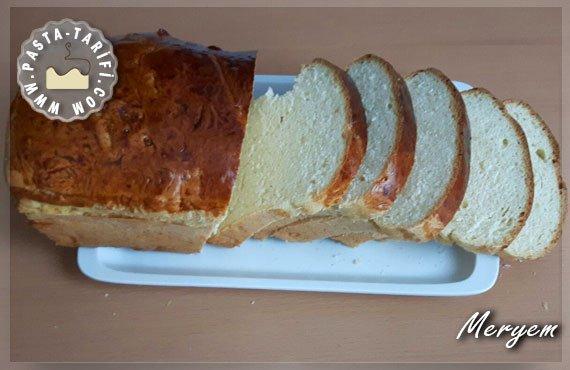 Evde Mayalı Ekmek Yapımı