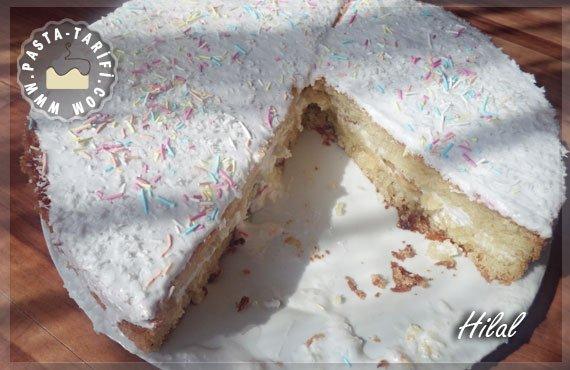 Marshmallowlu Pasta Tarifi