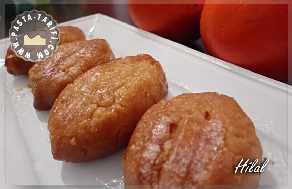 Portakallı Şekerpare