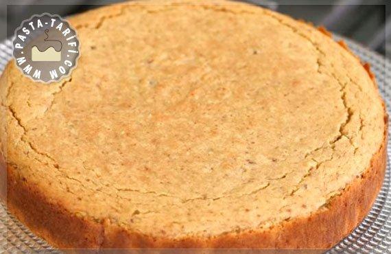 Yağsız, Sütsüz Şekersiz Kek