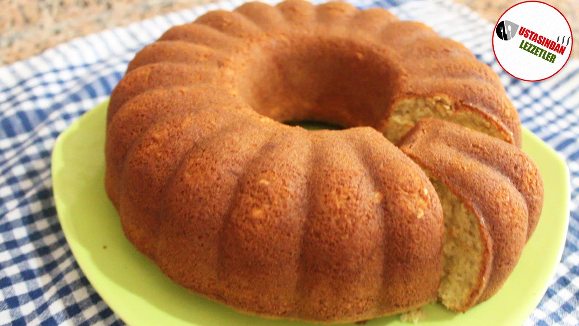 Tahinli Kek Nasıl Yapılır Videolu Tarifi