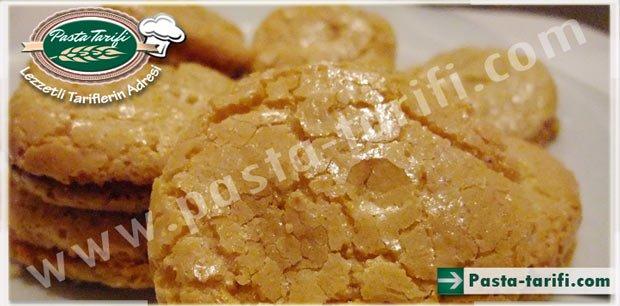 acı badem kurabiye