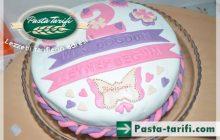 İki Yaş Doğum Günü Pastası Tarifi