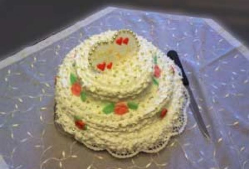 3 katlı Pasta Tarifi