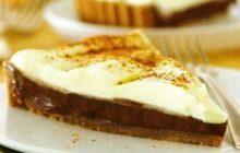 Kahveli Çikolatalı Turta Tarifi