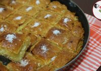Durdukça Lezzetlenen Laz Böreği Tarifi