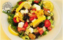 Greyfurtlu Akdeniz Salatası
