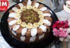 Hazır Pasta Kekinden Yaş Pasta Yapımı Bim Malzemeleriyle Çok Uygun