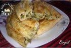Bol Yeşillikli Sodalı Peynirli Börek