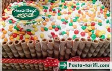 Bonibonlu Yaş Pasta Tarifleri