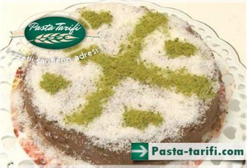 Çikolatalı Halley Pasta