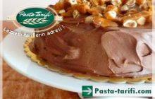 Fındık Krokanlı ve Çikolatalı Pasta Tarifi