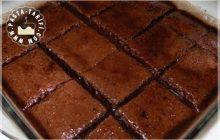 Fındıklı Çikolatalı Revani