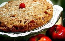 Elmalı Kek Nasıl Yapılır?