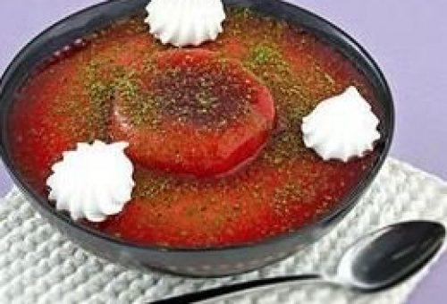 Elmalı Muhallebi Tarifi