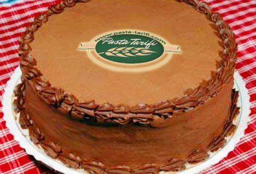 Fındıklı – Çikolatalı Pasta Tarifi