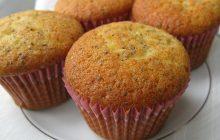 Haşhaşlı Muffin Tarifi