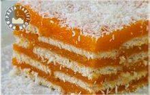 Havuçlu Portakallı Yaş Pasta Tarifi