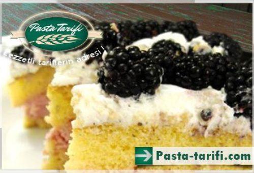 Hazır Kekten Yaş Pasta