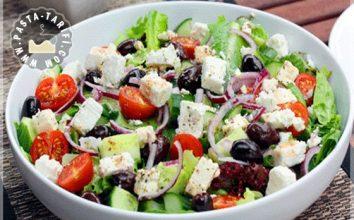 İftarlık Salata Tarifi