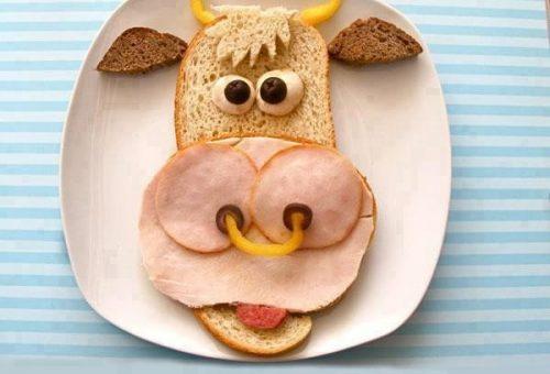 Kahvaltılık Tabağı
