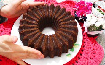 Kakaolu Kek Tarifi – Pamuk Gibi Kakaolu Kek – Kolay Kek Tarifleri