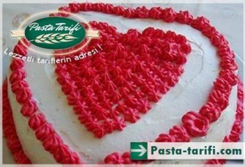 Kalp Pasta Tarifi