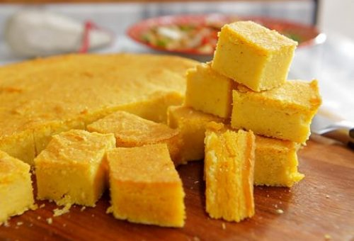 Kaymaklı Mısır Ekmeği Tarifi