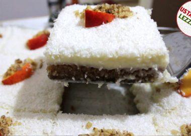 Kıbrıs tatlısı nasıl yapılır malzemeleri nelerdir? Kıbrıs tatlısı tarifi