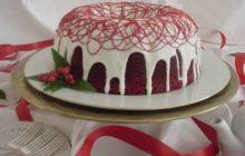 Kremalı Kırmızı Kek Tarifi