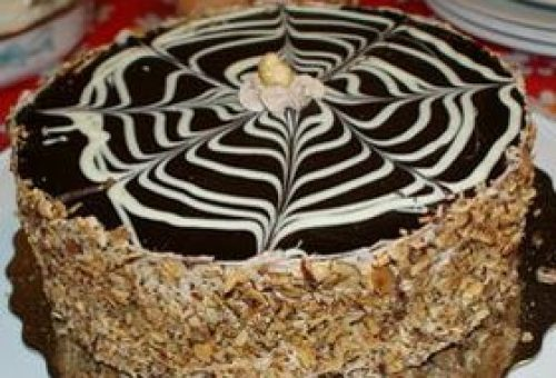Fındıklı Kremalı Yaş Pasta